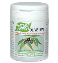 Naturefresh Olive Leaf Tablets
