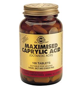 Solgar Maximised Caprylic Acid