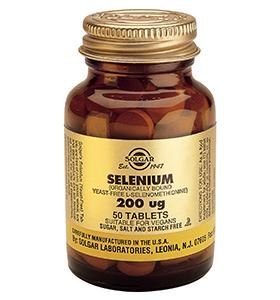 Solgar Selenium 100 mcg