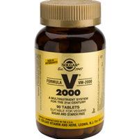 Solgar V2000 90 Tabs