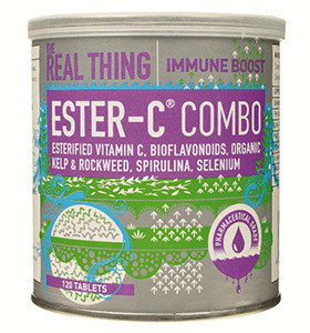 The Real Thing Ester C Combo