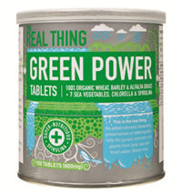 The Real Thing Green Power