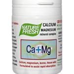 Naturefresh Calcium Magnesium Complex 100tabs