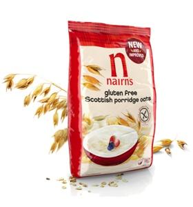 Nairn's Gluten Free Scottish Porridge Oats