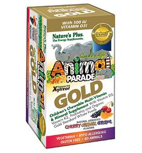Animal Parade GOLD