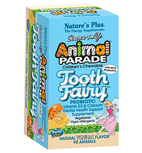 Animal Parade Tooth Fairy