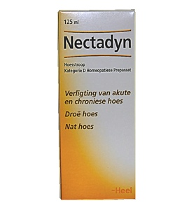 Heel Nectadyn Cough Syrup