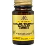 Solgar Echinacea /Goldenseal /Cat's Claw Complex