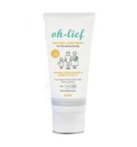 Oh-Lief Family Sunscreen SPF30