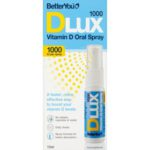 Dlux Vitamin D Oral Spray