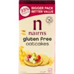 Nairn's Gluten Free Oatcakes