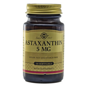 Solgar Astaxanthin 5mg